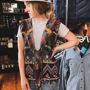 Jackets & Blazers - Midwestern carpet vest